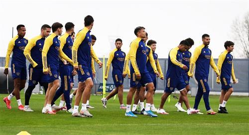 Las dudas de Russo para la formación de Boca en Brasil