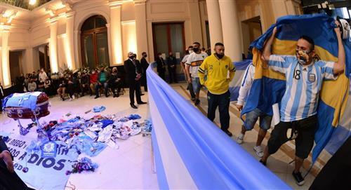 Diego Maradona: conocé el horario de su velorio público