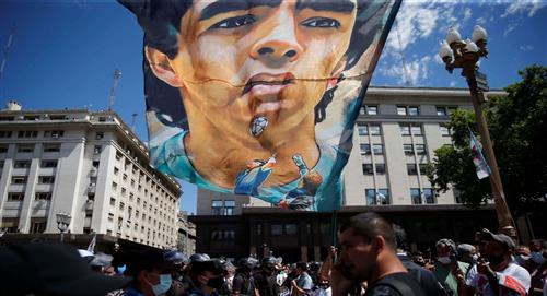 Diego Maradona: Fiscalía asegura que la ambulancia tardó 12 minutos