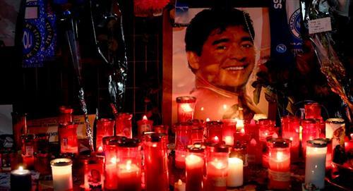 Diego Maradona: afirman que se cayó y golpeó en la cabeza antes de morir