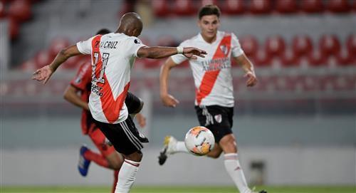 River avanza en la Copa Libertadores al dejar fuera a Paranaense