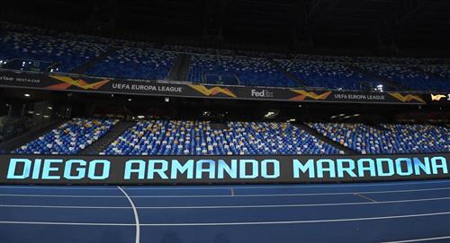 ¡Confirmado! Nápoles le pondrá 'Diego Armando Maradona' a su estadio