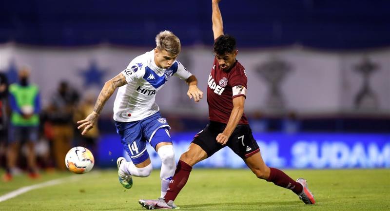 Lanús vs Vélez: Fecha y hora del partido de vuelta por semifinales de la  Copa Sudamericana