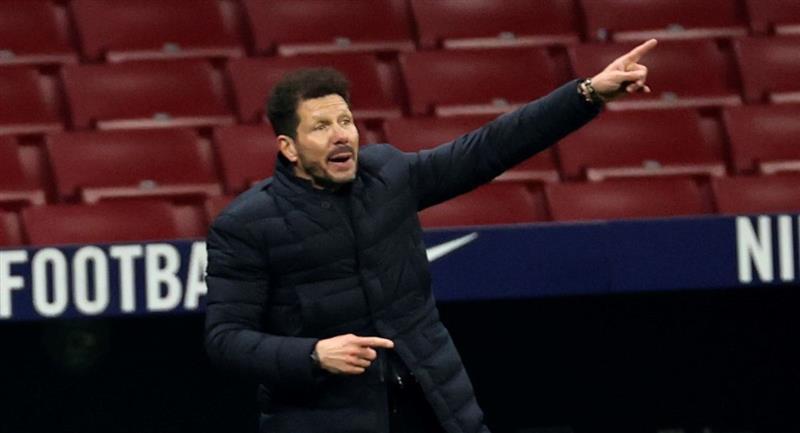 Diego Simeone ha sido elegido el mejor entrenador a nivel club de la última década. Foto: EFE