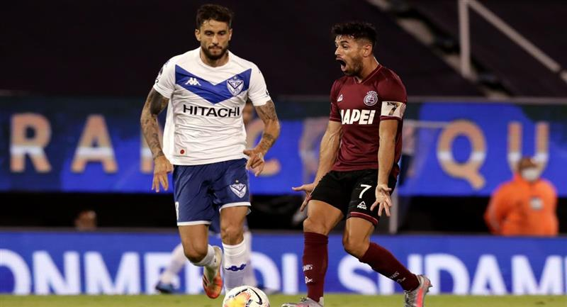 Vélez y Lanús se enfrentarán por las semifinales de la Copa Sudamericana. Foto: EFE