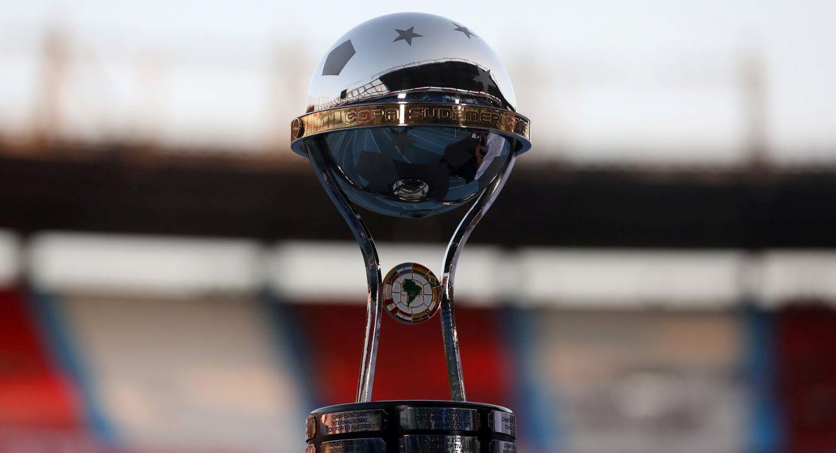 La Copa Sudamericana ya tiene a un finalista. Foto: Twitter