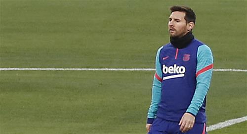 ¿Lionel Messi jugará la final de la Supercopa de España con el Barcelona?