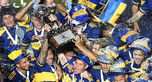 ¿Cuántos títulos ya tiene ganados Boca Juniors?