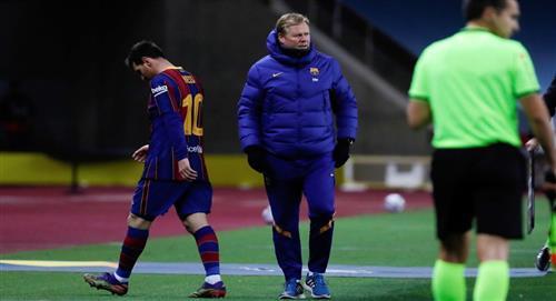 Lionel Messi: ¿Cuántas fechas de suspensión recibiría?