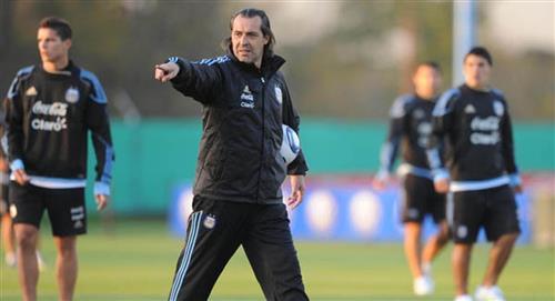 Sergio Batista quiere el reto de dirigir a la selección de Georgia