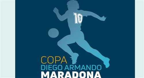Copa Diego Maradona: así se jugará el nuevo torneo