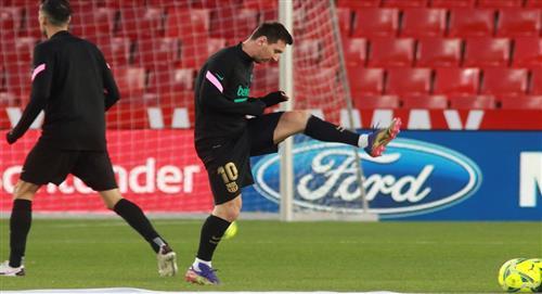 Lionel Messi: Barcelona apelará sanción que le impusieron