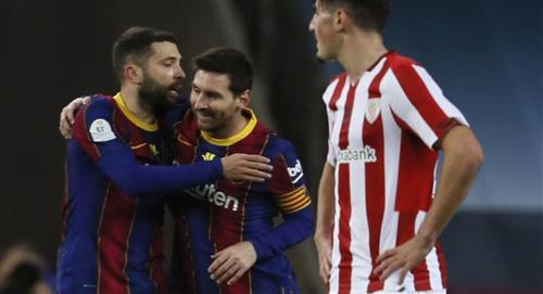 Lionel Messi, presente en el equipo ideal de los aficionados