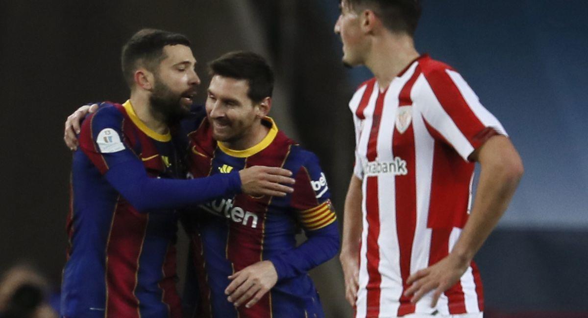Lionel Messi sigue siendo de los favoritos por los hinchas. Foto: EFE