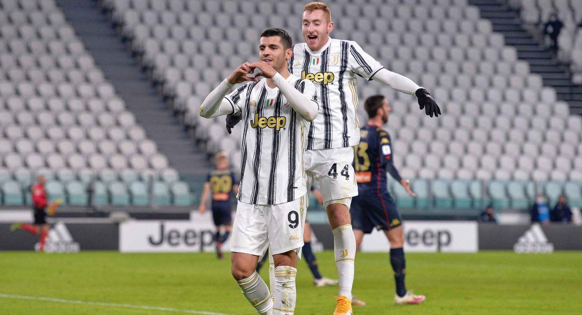 Juventus buscará ganar la Supercopa de Italia ante el Nápoli. Foto: Facebook Club Juventus