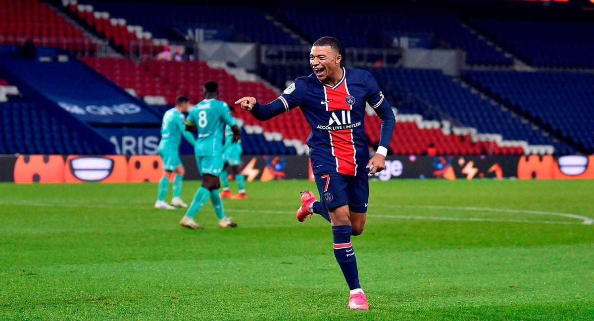 PSG se enfrentará al Montpellier por la Ligue 1. Foto: Facebook Club PSG