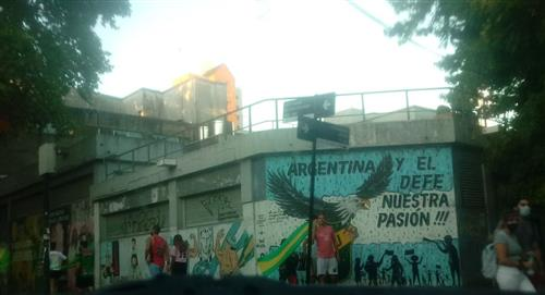 Defensa y Justicia: las calles de Varela tras ganar la Copa Sudamericana
