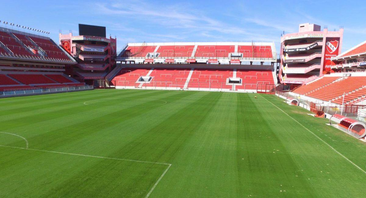 Estadio Libertadores de América. Foto: Twitter