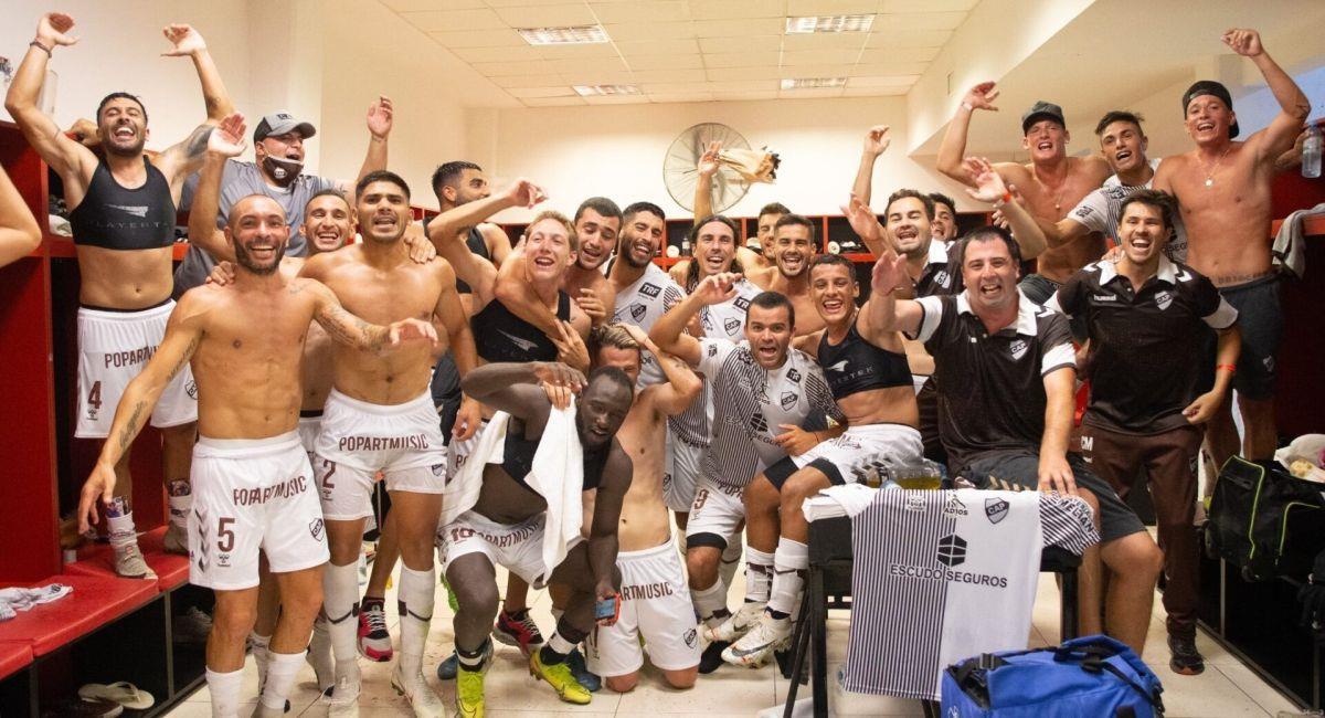 Platense vuelve a ser de primera división. Foto: Twitter