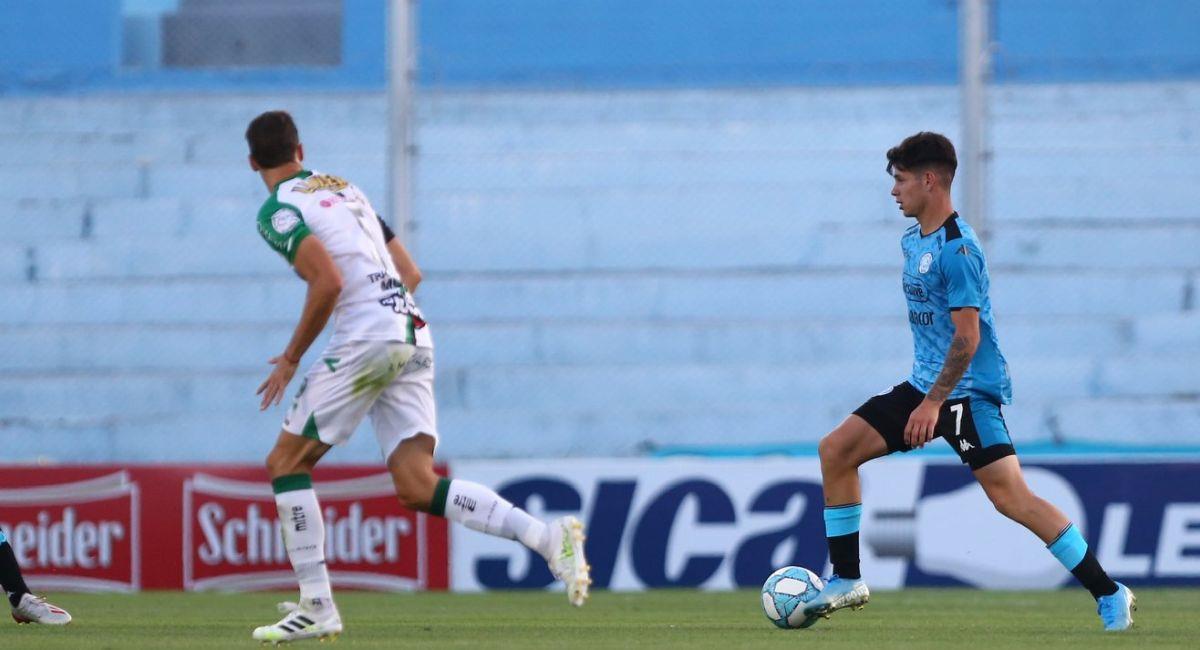 Equipos de la Primera Nacional. Foto: Facebook Club Belgrano de Córdoba