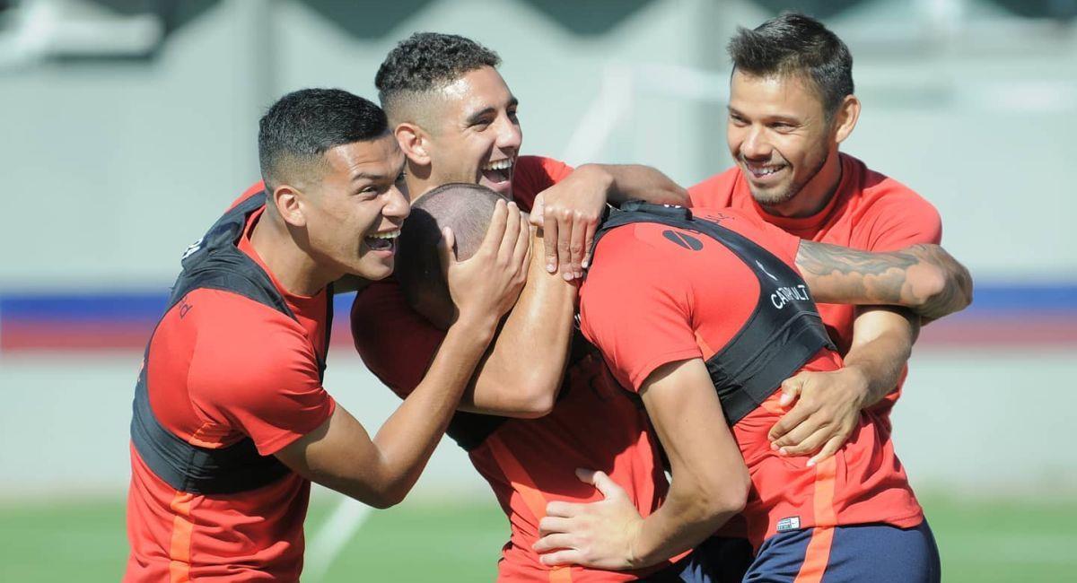San Lorenzo competirá nuevamente en la Copa Libertadores. Foto: Facebook Club San Lorenzo