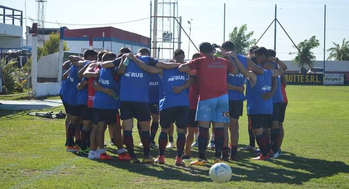 Defensores del Prounciamiento, el rival de River en la Copa Argentina. Foto: Twitter Club Depro