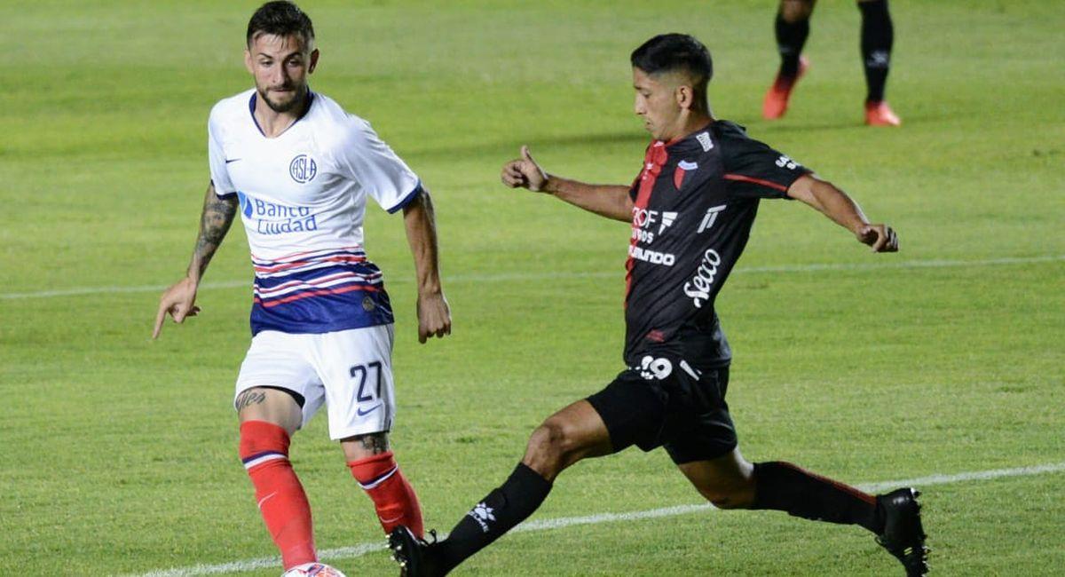 Colón hizo respetar su localía ante San Lorenzo. Foto: Facebook Club Colón