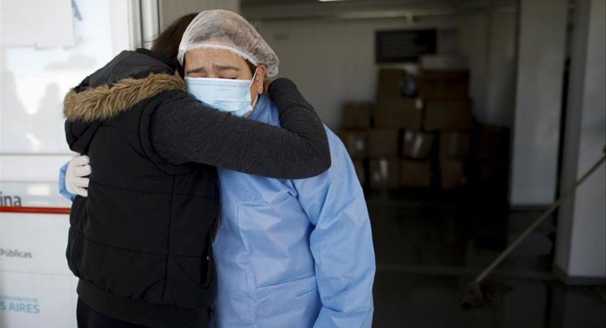 Los casos de covid-19 se siguen produciendo en Argentina. Foto: Twitter