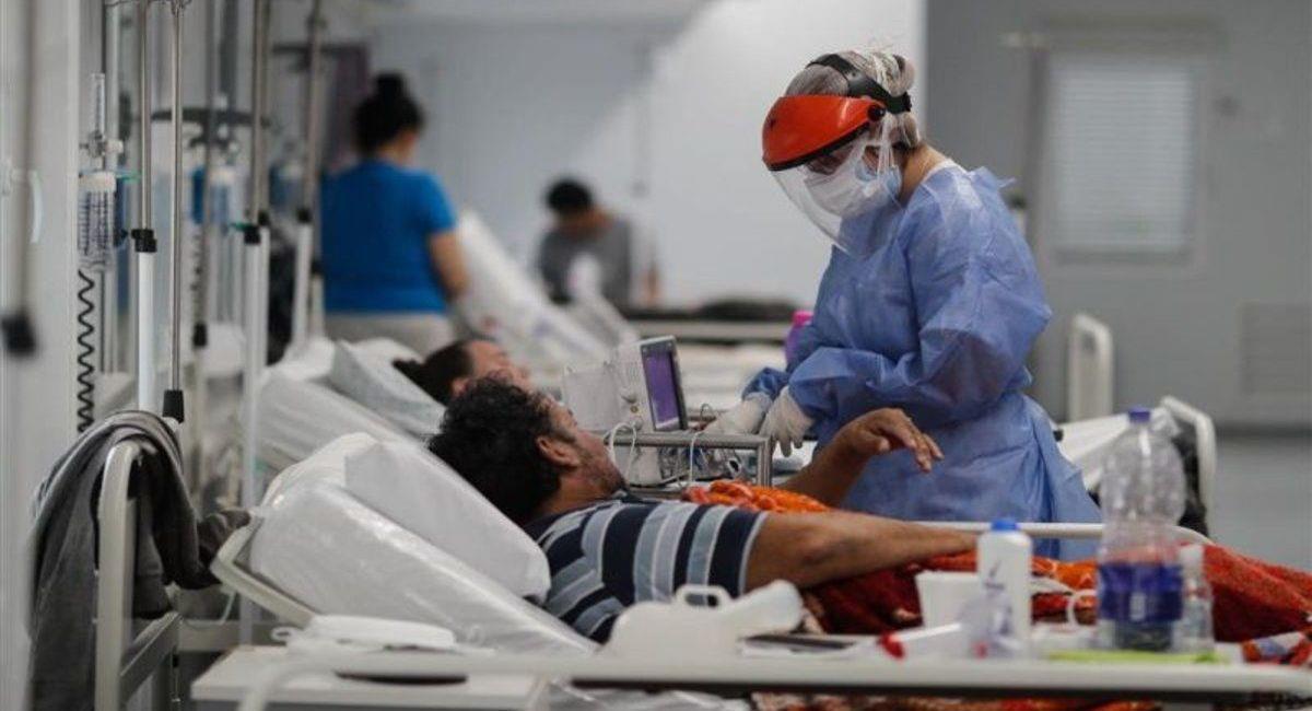 Argentina presenta todavía un aumento de casos de coronavirus. Foto: Twitter