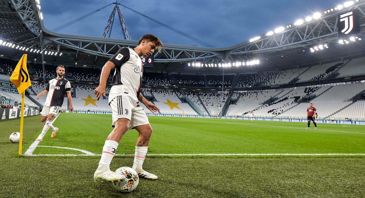 Paulo Dybala se hace extrañar en el primer equipo de la Juventus. Foto: Facebook Paulo Dybala