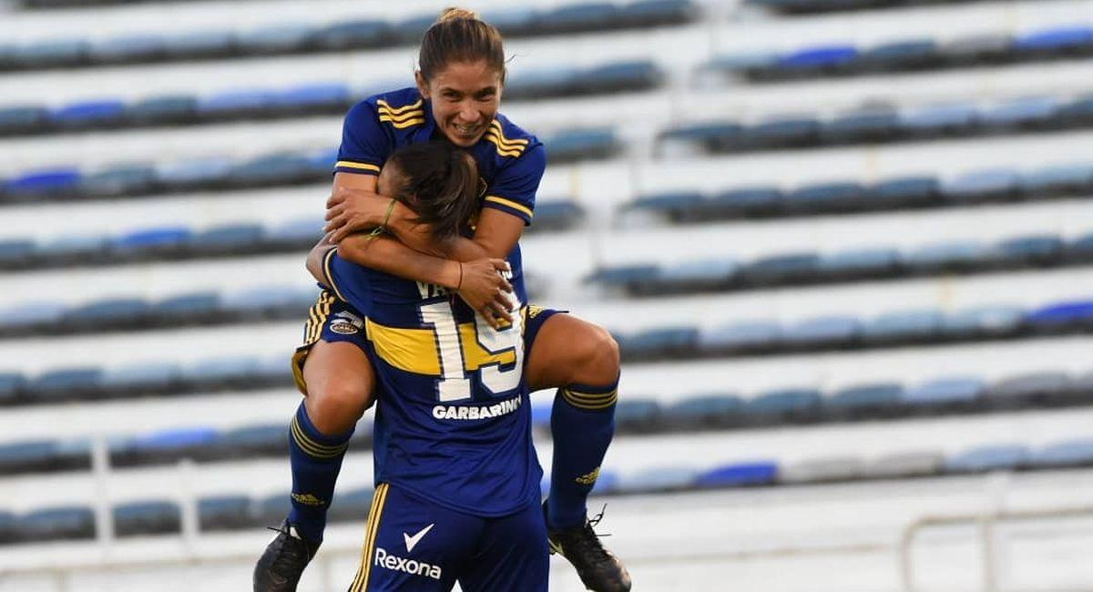Boca Juniors es candidato en la Copa Libertadores Femenina. Foto: Facebook Club Boca Juniors