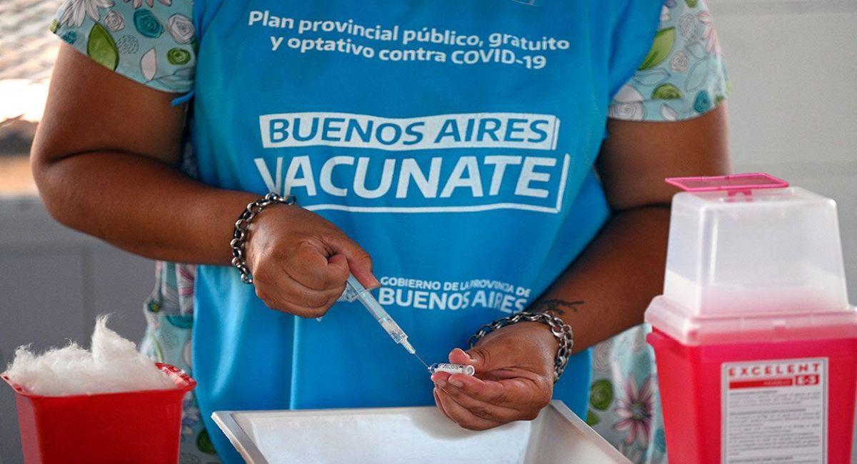 El coronavirus sigue estando presente en la Argentina. Foto: Twitter