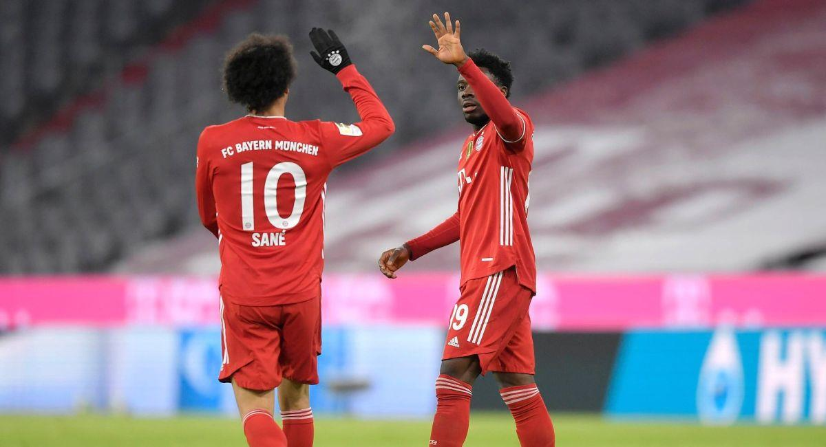 Bayern Munich enfrentará a la Lazio por la Champions League. Foto: Facebook Club Bayern Munich
