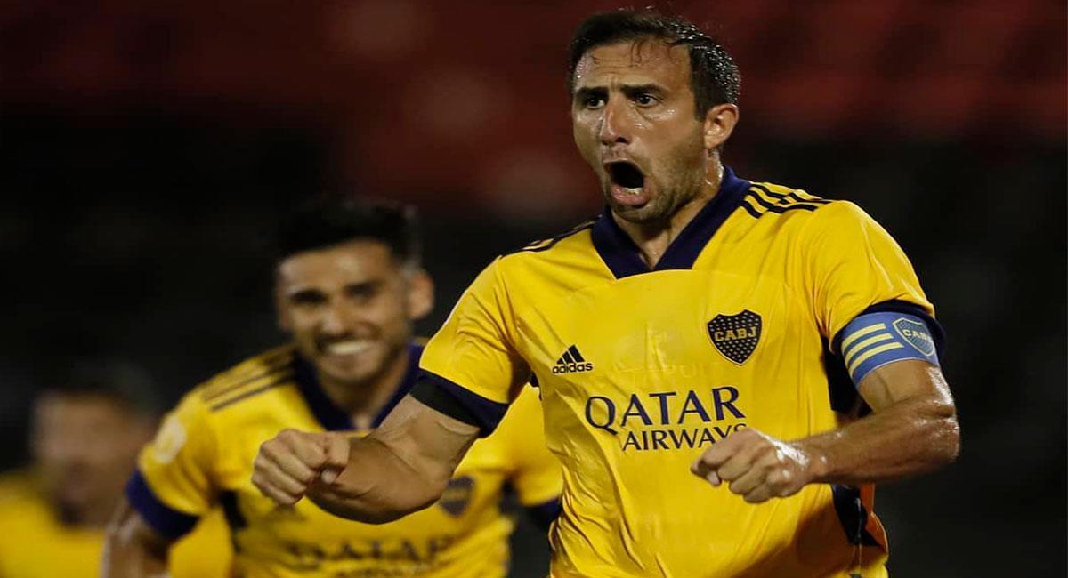 Boca juniors fue uno de los ganadores de la jornada. Foto: Facebook @BocaJuniors