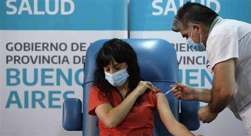 Covid-19 provoca 141 muertes y más de 8 mil contagios en Argentina