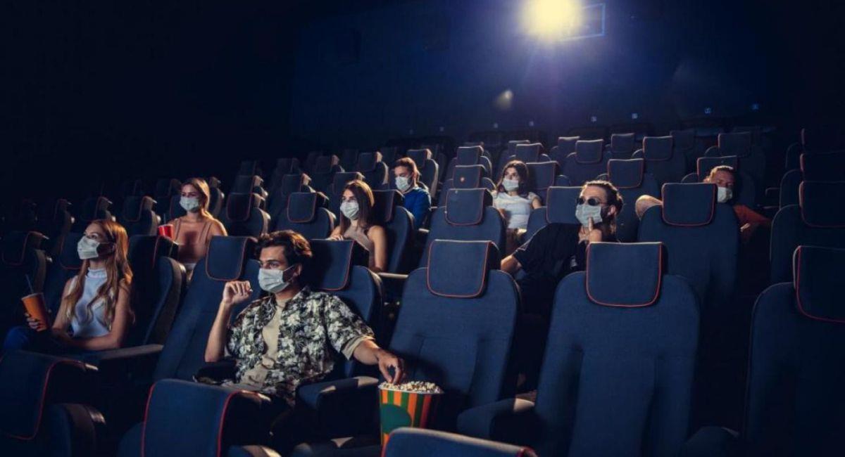 Los cines en Buenos Aires volverán a abrir sus puertas. Foto: Twitter