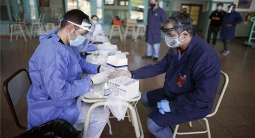 Covid-19 genera 19 muertes y más de 3 mil contagios en Argentina