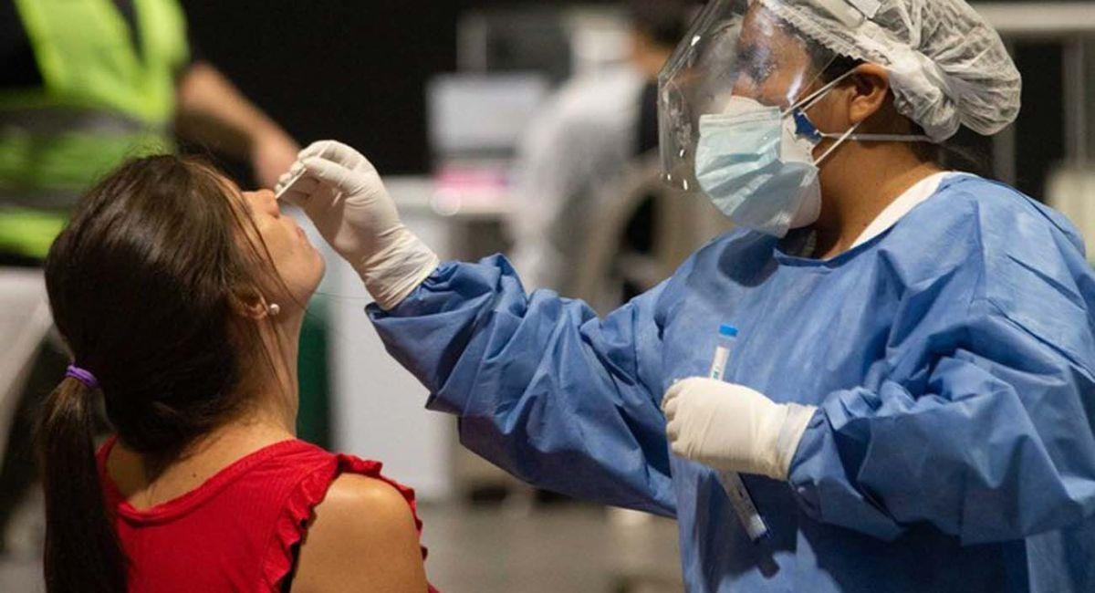 Argentina sigue incrementando sus contagios de coronavirus. Foto: Twitter