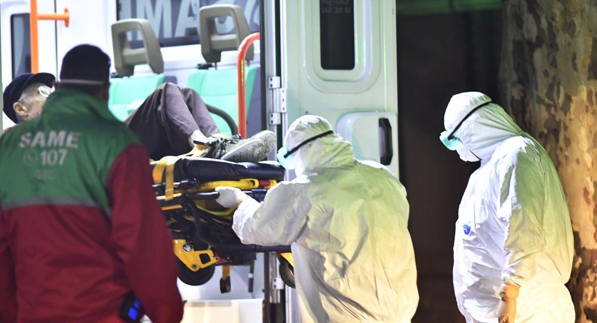 Argentina sigue librando una lucha contra el coronavirus. Foto: Twitter