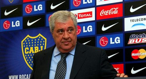 Boca Juniors: su presidente Jorge Amor Ameal contrajo coronavirus