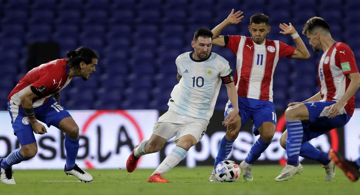 Argentina es uno de los equipos que lidera las Eliminatorias Qatar 2022. Foto: Twitter FIFA