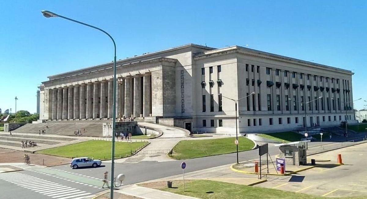 La Universidad de Buenos Aires. Foto: Twitter
