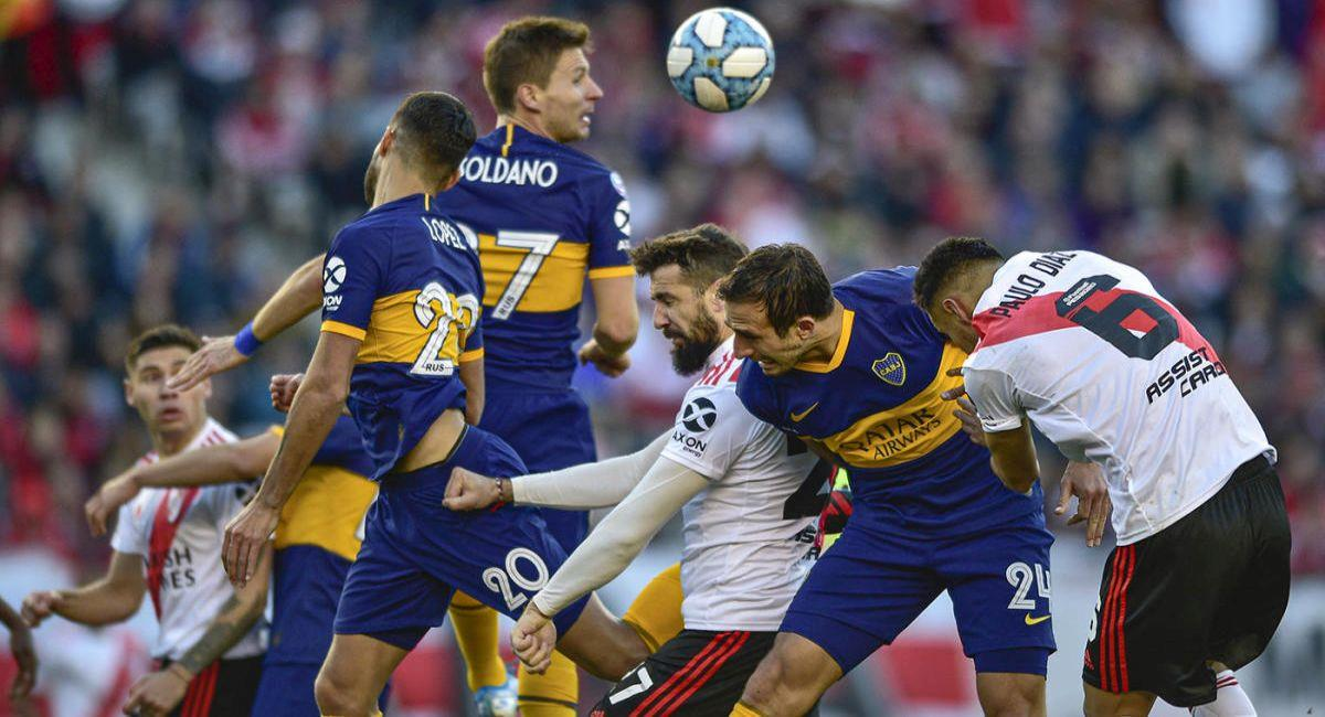 Boca Juniors y River Plate reeditarán el superclásico argentino. Foto: EFE