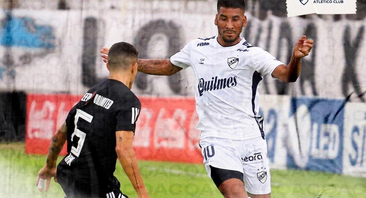 Quilmes debutó con triunfo en la Primera Nacional. Foto: Facebook Club Quilmes