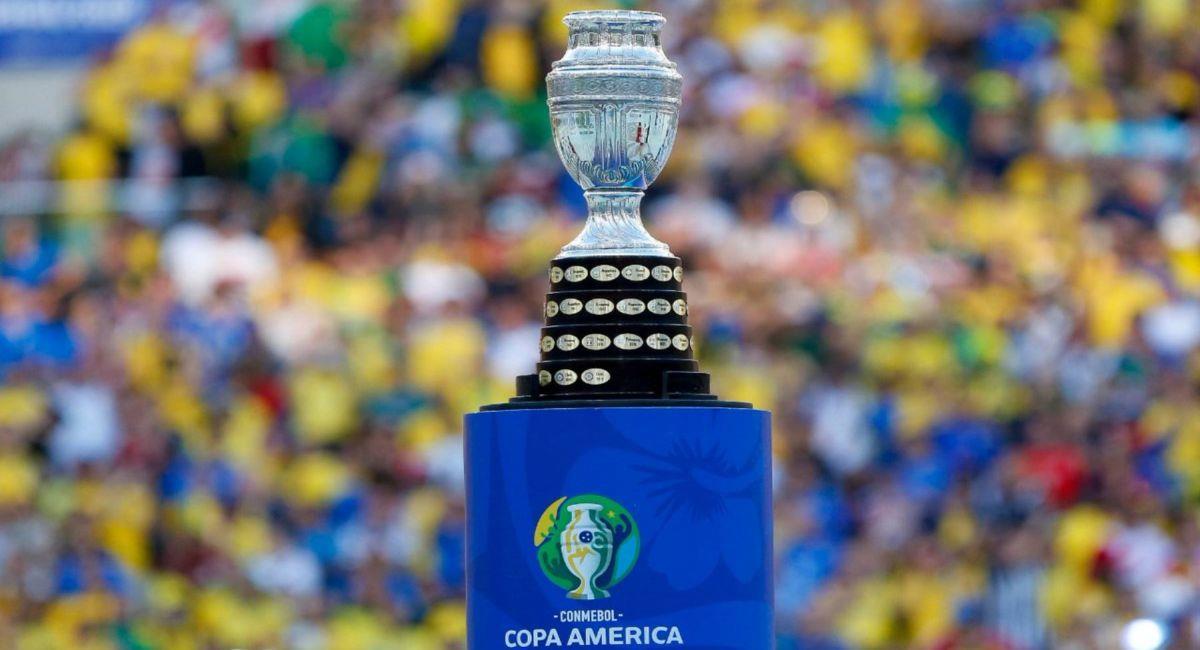 Se dio a conocer el calendario de la Copa América 2021. Foto: Twitter
