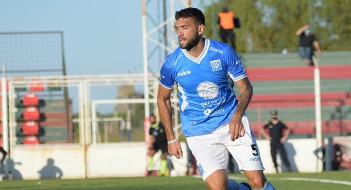 Estudiantes de Río Cuarto chocará ante Quilmes en la Primera Nacional. Foto: Facebook Club Estudiantes de Río Cuarto