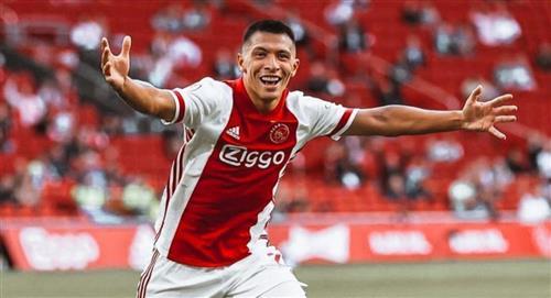 Lisandro Martínez alaba a Messi