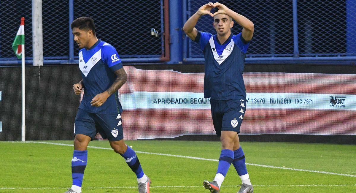 Vélez Sarsfield sigue de líder en la Copa de la Liga Profesional. Foto: Twitter Club Vélez Sarsfield