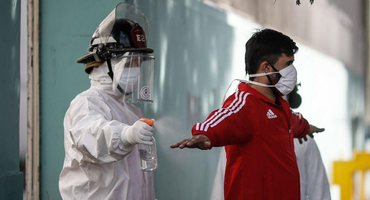 Argentina sigue sufriendo la segunda ola de contagios de coronavirus. Foto: Twitter
