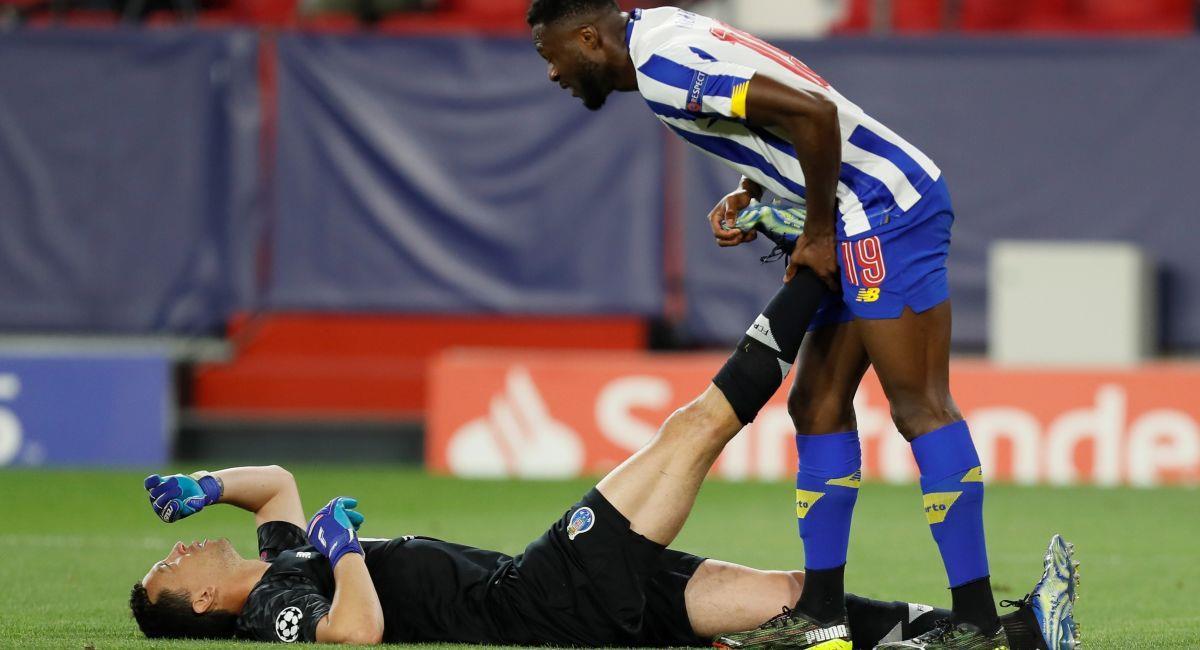 Porto no pudo con el Chelsea en la Champions League. Foto: EFE